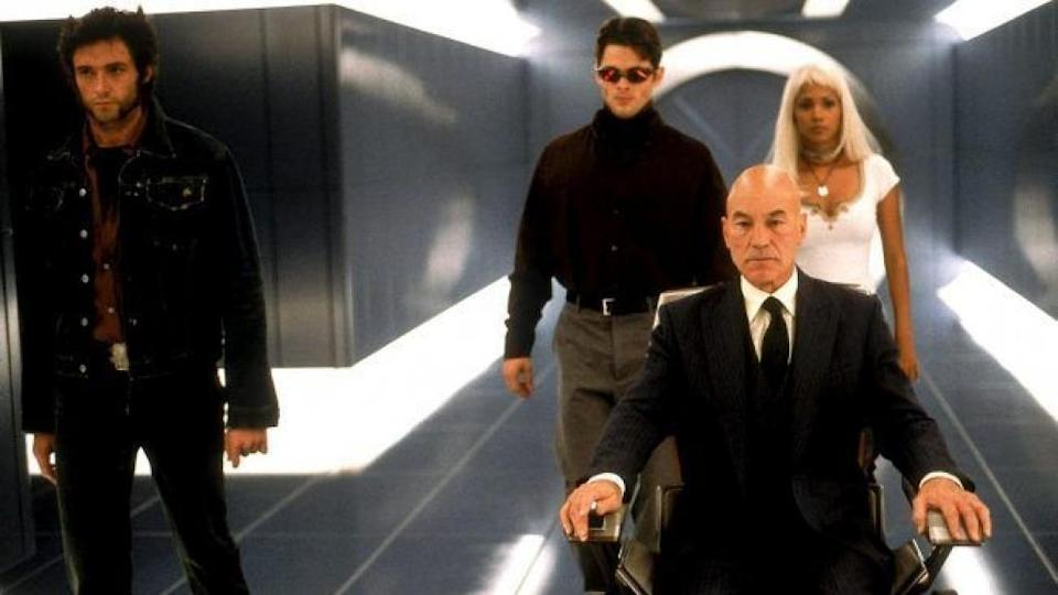 Patrick Stewart ultimately got the role of Professor X, but he needed a lot of convincing (Image by 20th Century Fox)