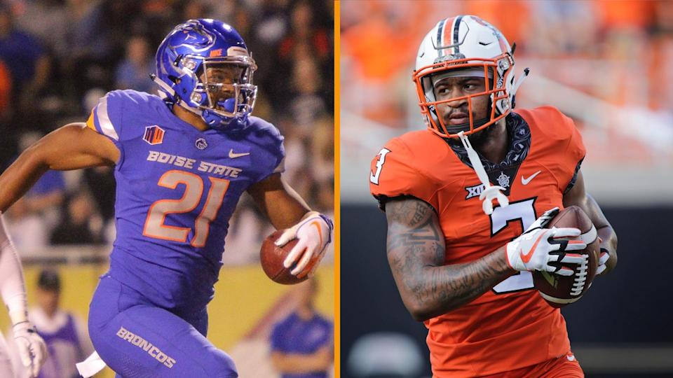 Boise State has a chance to bolster its resume in a big way on the road against Oklahoma State. (AP)