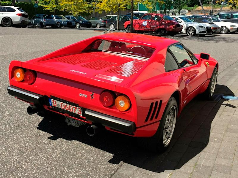 Potential buyer turns test drive for vintage $2.2 million Ferrari into grand theft auto