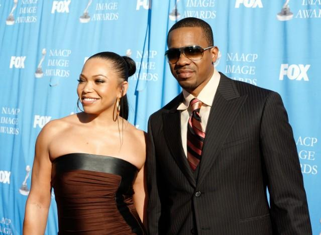 Tisha Campbell Reportedly Claims Estranged Husband, Duane Martin, Has Been Hiding Money