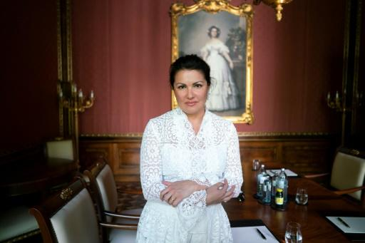 Force of nature: Russian opera singer Anna Netrebko is regarded as the best soprano in the world