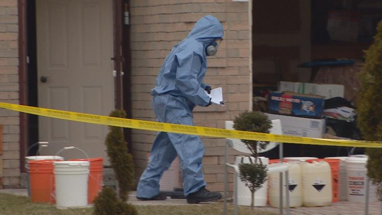 Toronto police say Markham home searched on Saturday is synthetic drug lab
