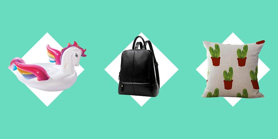 <p>You might only think of Walmart as a place you can stock up on groceries and makeup without spending your entire paycheck, but there are a whole lot of other goodies tucked away on those shelves. Here are 25 items you'll want to add to your cart immediately.</p>