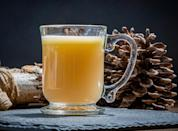 "<p>This recipe is a spin on the classic hot buttered rum drink, but instead of rum, it calls for peanut butter whiskey and pumpkin spice syrup. It's the perfect drink to enjoy while you're watching <a href=""https://www.theactivetimes.com/home/stream-happy-shows-to-watch-netflix?referrer=yahoo&category=beauty_food&include_utm=1&utm_medium=referral&utm_source=yahoo&utm_campaign=feed"" rel=""nofollow noopener"" target=""_blank"" data-ylk=""slk:shows on Netflix"" class=""link rapid-noclick-resp"">shows on Netflix</a> snuggled underneath warm blankets.</p> <p><a href=""https://www.thedailymeal.com/recipe/pumpkin-hot-buttered-skrew?referrer=yahoo&category=beauty_food&include_utm=1&utm_medium=referral&utm_source=yahoo&utm_campaign=feed"" rel=""nofollow noopener"" target=""_blank"" data-ylk=""slk:For the Pumpkin Hot Buttered Skrew recipe, click here."" class=""link rapid-noclick-resp"">For the Pumpkin Hot Buttered Skrew recipe, click here.</a></p>"