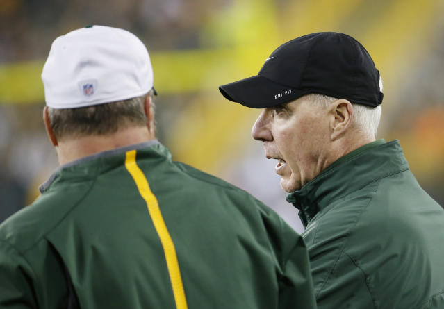 Ted Thompson, the longtime Packers general manager, will reportedly transition to a new position in the organization. (AP)