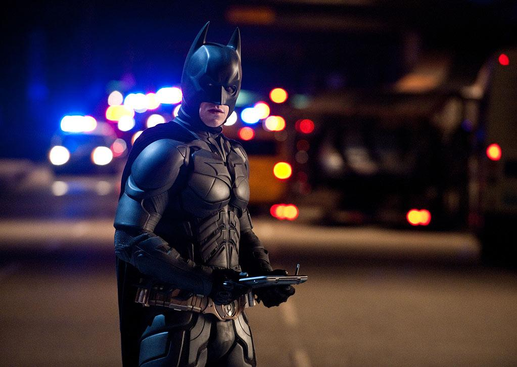 """Christian Bale in Warner Bros. Pictures' """"The Dark Knight Rises"""" - 2012"""