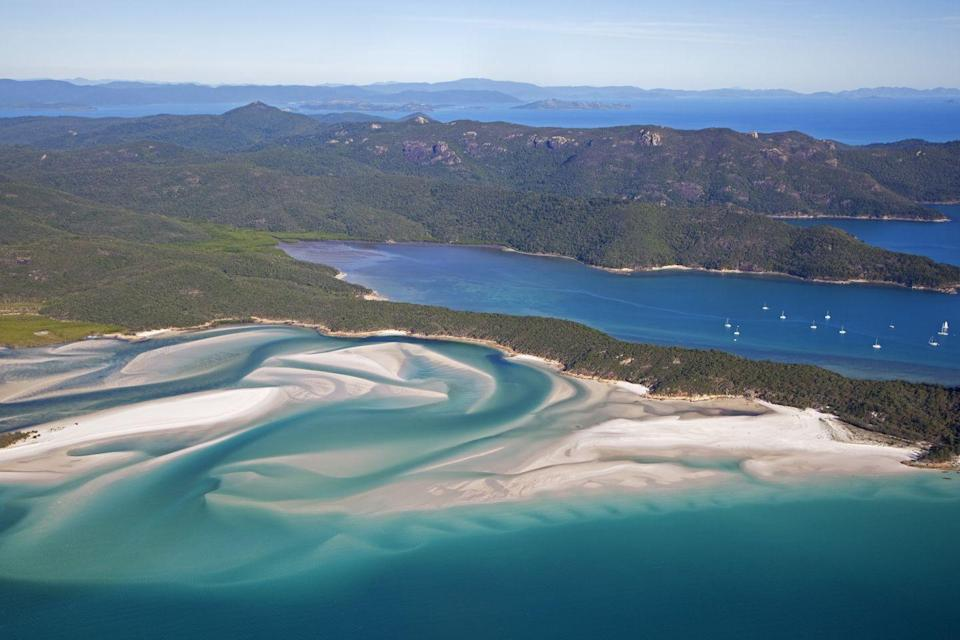 <p>Australia's East Coast is home to some legendary beaches—Whitehaven Beach in the Whitsundays is particularly heavenly. Over on the West Coast, Turquoise Bay in the Cape Range National Park is equally gorgeous. Just watch out for those sharks.</p>