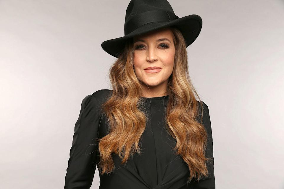 Lisa Marie Presley says she's broke. (Photo: Getty Images)