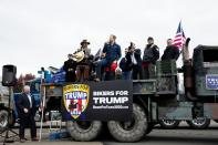 Bikers for Trump event in Wilkes-Barre