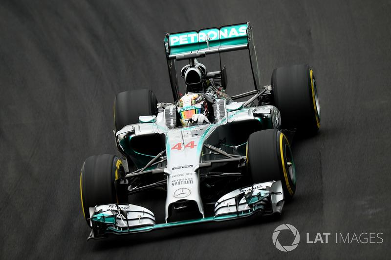 """2014: Mercedes AMG F1 W05<span class=""""copyright"""">Sutton Motorsport Images</span>"""