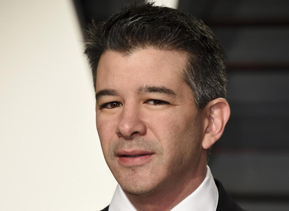 This may not be the end for Travis Kalanick's tempestuous relationship with Uber. (Source: Evan Agostini/Invision/AP, File)