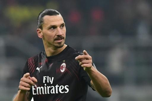 Returning hero: Zlatan Ibrahimovic helped AC Milan to their last Serie A title in 2011