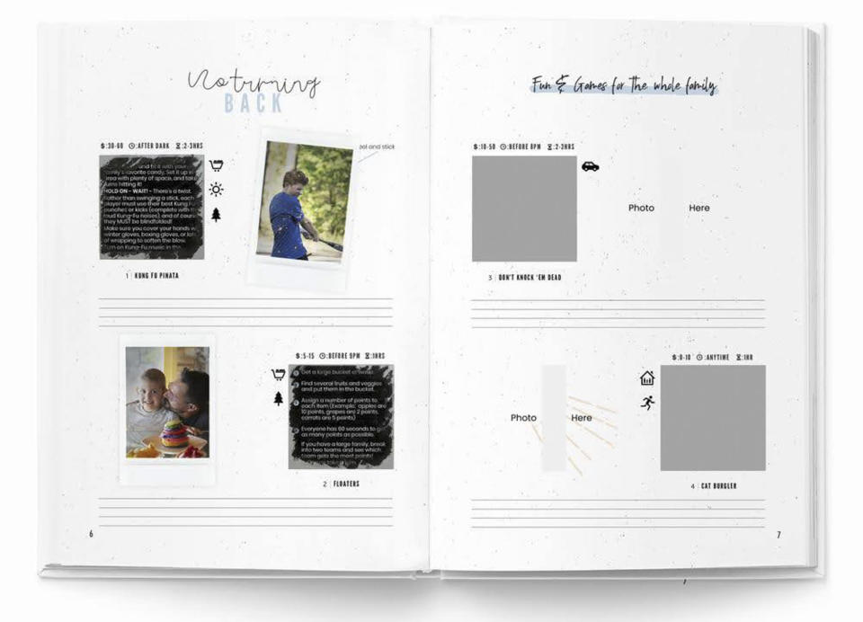 """<p>All mom wants is to hang out with her kids! Add some mystery and excitement to family bonding time with this <a href=""""https://www.theadventurechallenge.com/"""" rel=""""nofollow noopener"""" target=""""_blank"""" data-ylk=""""slk:unique book"""" class=""""link rapid-noclick-resp"""">unique book</a> filled with scratch-off adventures.</p> <p><strong>$39.99, <a href=""""https://www.theadventurechallenge.com/"""" rel=""""nofollow noopener"""" target=""""_blank"""" data-ylk=""""slk:theadventurechallenge.com"""" class=""""link rapid-noclick-resp"""">theadventurechallenge.com</a></strong></p>"""