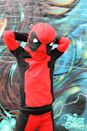 "<p>Is your kid a class clown? Then he'll love dressing up as Deadpool, the superhero with a sense of humor.</p><p><strong>Get the tutorial at <a href=""http://www.max-california.com/2014/08/sew-geeky-episode-v-deadpool-vs-aquaman.html?m=1"" rel=""nofollow noopener"" target=""_blank"" data-ylk=""slk:Max California"" class=""link rapid-noclick-resp"">Max California</a>.</strong></p><p><strong><a class=""link rapid-noclick-resp"" href=""https://www.amazon.com/Top-Level-Unisex-Cuffed-toboggan/dp/B01LZPMVKH/?tag=syn-yahoo-20&ascsubtag=%5Bartid%7C10050.g.21345654%5Bsrc%7Cyahoo-us"" rel=""nofollow noopener"" target=""_blank"" data-ylk=""slk:SHOP RED BEANIE"">SHOP RED BEANIE</a></strong></p>"