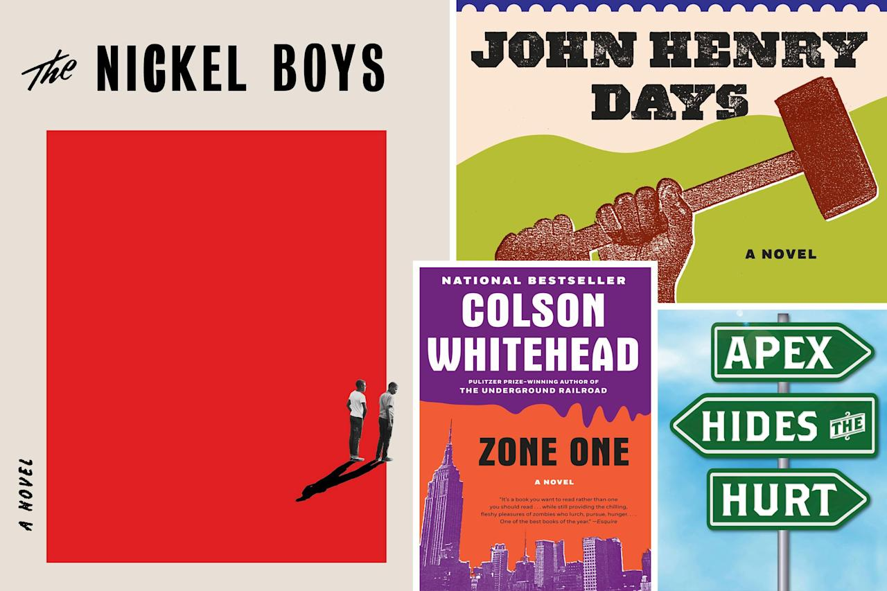 "Pulitzer Prize-winning author <a href=""https://ew.com/author-interviews/2019/07/12/colson-whitehead-profile-the-nickel-boys/"" target=""_blank"">Colson Whitehead</a> is again generating raves for his new novel, <a href=""https://ew.com/author-interviews/2019/07/12/colson-whitehead-profile-the-nickel-boys/""><em>The Nickel Boys</em></a>. Eager to start on his work? You've got options. Here, we break down his novels to their essentials, and the author also reflects on his experience writing (and moving on from) each book."