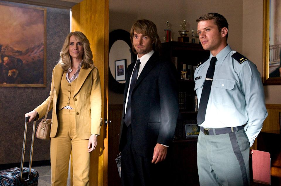 Kristen Wiig, Will Forte, and Ryan Phillippe in the film