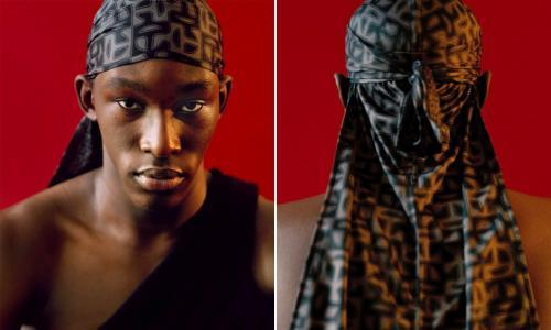 Black-owned fashion brand launches luxury durags