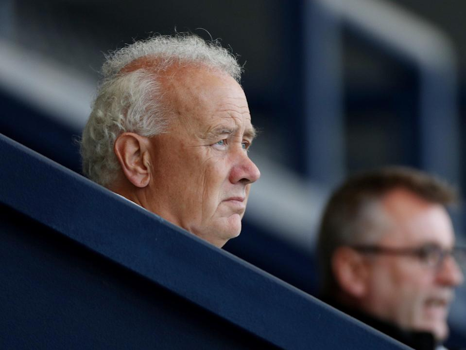 Rick Parry is spearheading Project Big Picture alongside Liverpool owner John W Henry (Rex)