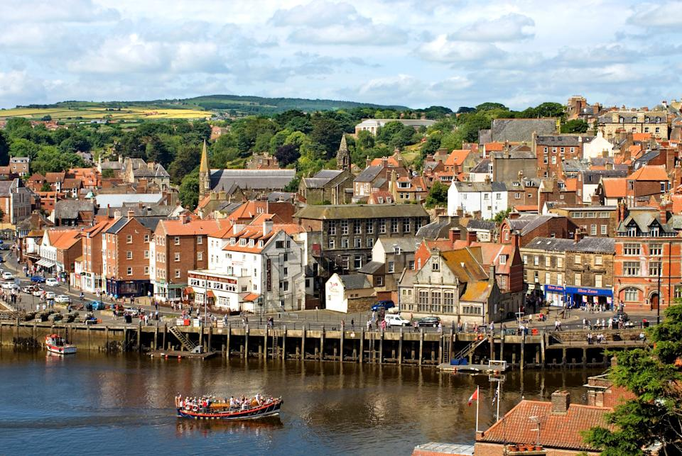 Whitby flew the Yorkshire flag in the line-up [Photo: Getty]