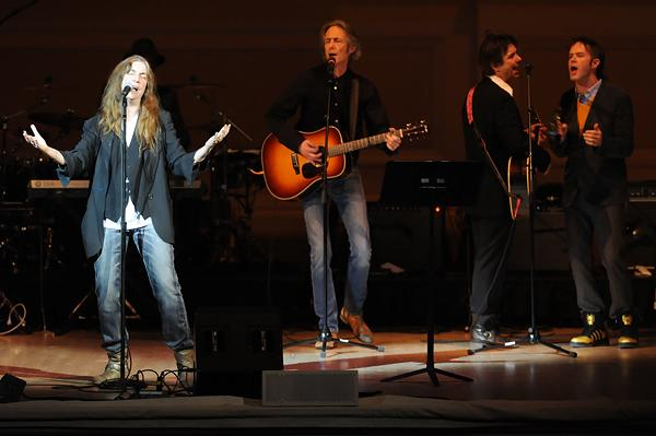 Patti Smith, Jim James Top Tibet Benefit in New York