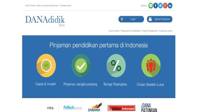 Rejoice, Indonesian students: New startup DanaDidik aims to help you get loans
