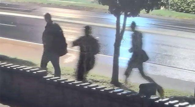 Seconds before the first punch is throw. The victim has no idea he is about to be struck. Source: NSW Police.