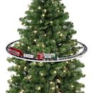 """<p><strong>Mr. Christmas</strong></p><p>amazon.com</p><p><strong>$79.99</strong></p><p><a href=""""https://www.amazon.com/dp/B07N3GH5CZ?tag=syn-yahoo-20&ascsubtag=%5Bartid%7C10055.g.2721%5Bsrc%7Cyahoo-us"""" rel=""""nofollow noopener"""" target=""""_blank"""" data-ylk=""""slk:Shop Now"""" class=""""link rapid-noclick-resp"""">Shop Now</a></p><p>This animated tree topper circles around the top of your tree for an amusing and interactive experience.</p><p><strong>RELATED: </strong><a href=""""https://www.goodhousekeeping.com/holidays/christmas-ideas/g1949/outdoor-christmas-lights/"""" rel=""""nofollow noopener"""" target=""""_blank"""" data-ylk=""""slk:Outdoor Christmas Lights That Will Make Your House the Most Festive on the Block"""" class=""""link rapid-noclick-resp"""">Outdoor Christmas Lights That Will Make Your House the Most Festive on the Block </a> </p>"""
