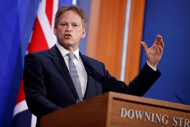 Transport secretary Grant Shapps announced Turkey had been placed on the 'red list' last Friday