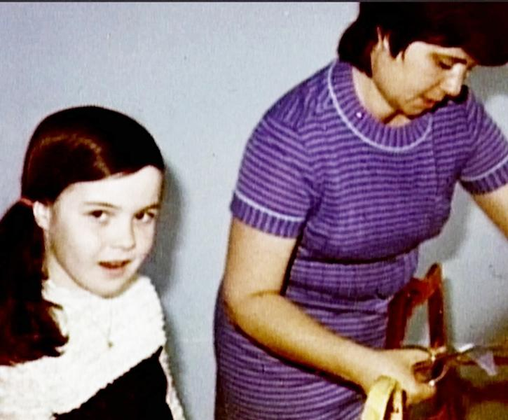 """This image released by HBO shows former talk show host Rosie O'Donnell, left, with her mother, from the documentary, """"The (Dead Mothers) Club."""" The film, premiering May 12, focuses on three women whose mothers died during their adolescences and reveals how coming of age without them continues to play out in their lives. The film includes Rosie O'Donnell, one of the executive producers, Jane Fonda and Molly Shannon speaking candidly about their experiences. (AP Photo/HBO)"""