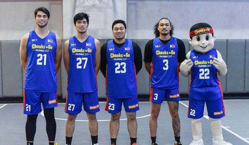 Team that faces Zamboanga in finals of Chooks 3x3 to get P100,000