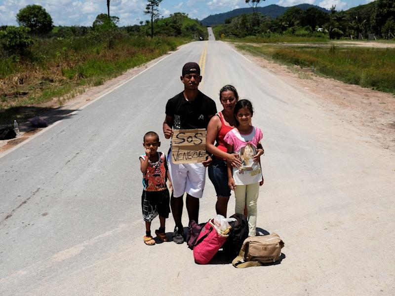 Emigration from Venezuela has surged due to its humanitarian crisis: Reuters