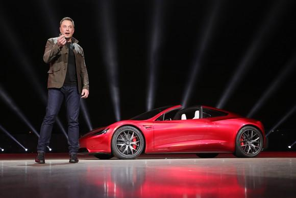 Tesla stock soars as Musk taunts the SEC with a tweet
