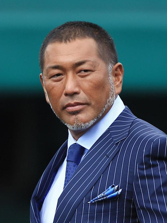 Former Japanese baseball star Kazuhiro Kiyohara was given a suspended sentence after being found guilty on drugs charges. (AFP Photo/JIJI PRESS)