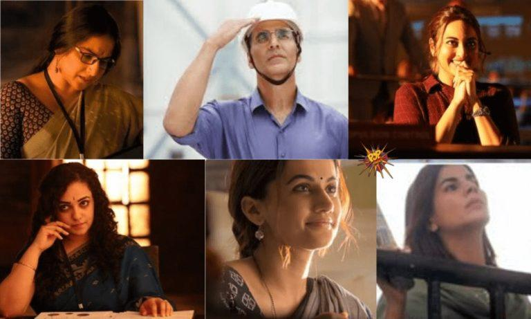 Mission Mangal : A Feel Good Film With Inspiring Performances, Life Lessons And A Bunch Of Powerful & Dreamy Women