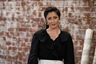 """<p>Brighton-based Barbara, who is a former Visual Merchandiser, describes her style as playful minimalism. </p><p><strong>Q: </strong>What was the biggest challenge you faced during the competition?</p><p><strong>A:</strong> 'The challenge of working on such a small budget and short time scales. I had been working on interiors projects for a few years so understand the huge amounts of thought time and money that goes into every project. </p><p>'Every beautiful interiors image that you see on <a href=""""https://www.housebeautiful.com/uk/decorate/exterior/a35127582/popular-door-colours-instagram/"""" rel=""""nofollow noopener"""" target=""""_blank"""" data-ylk=""""slk:Instagram"""" class=""""link rapid-noclick-resp"""">Instagram</a> or in magazines has been months in the making and has been meticulously curated. Every detail is thought through and there is a reason behind every design decision. I had been working in those terms so stripping it back to designing spaces within 1 week on a tiny budget was daunting and felt almost impossible. I had to literally re wire my brain and almost learn to not think and """"just do"""" to get the job done.'</p>"""