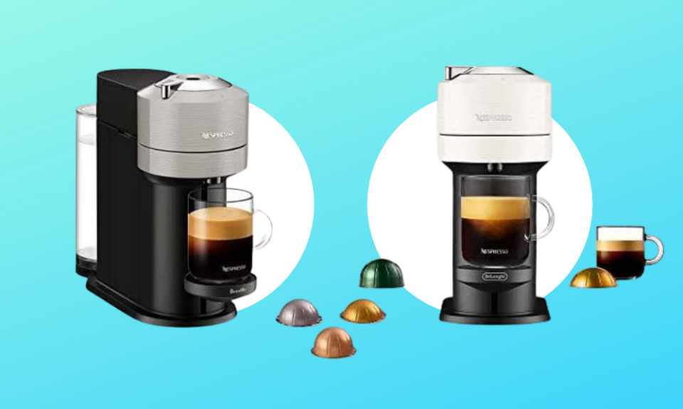 These coffee and espresso makers are just $100 today (Photo: Amazon)