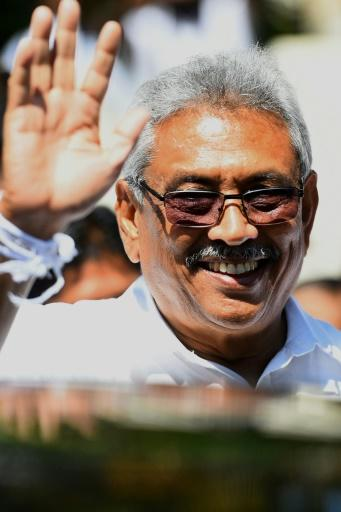 Sri Lanka's new president Gotabaya Rajapaksa is adored by the country's Sinhala-Buddhist majority