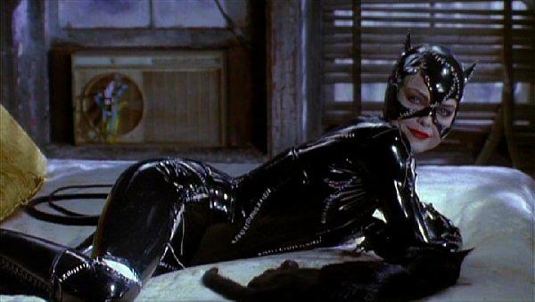 Catwoman through the years