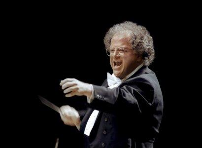 Metropolitan Opera (MET) musical director James Levine is shown in Japan in this 2001 photo provided by the MET April 14, 2016. Koichi Miura/Metropolitan Opera/Handout via Reuters/File Photo