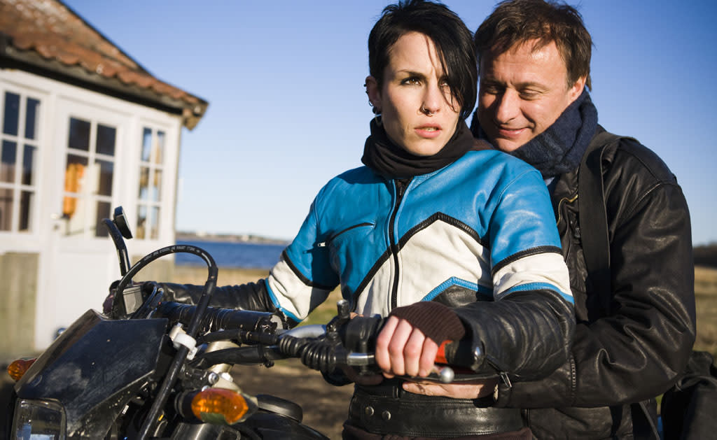 "<a href=""http://movies.yahoo.com/movie/contributor/1809670489"">Noomi Rapace</a> and <a href=""http://movies.yahoo.com/movie/contributor/1804580144"">Michael Nyqvist</a> in Music Box Films' <a href=""http://movies.yahoo.com/movie/1810006901/info"">The Girl with the Dragon Tattoo</a> - 2010"