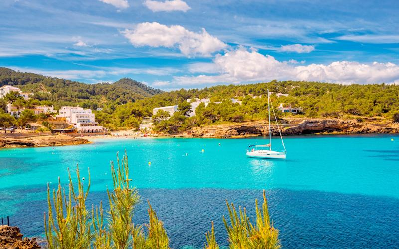Ibiza is probably most famous for its beautiful beaches and booming nightlife - Juergen Sack