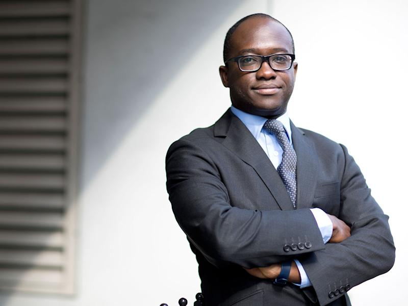 Sam Gyimah, the universities minister, tells undergraduates he wants to be minister for students as much as for universities: Teri Pengilley