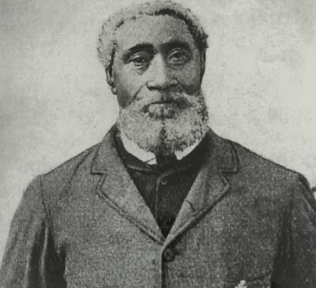 William Hall of Hantsport, N.S., was the first Black person, the first Nova Scotian and the third Canadian to be honoured with the Victoria Cross.