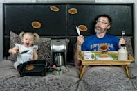 """<div class=""""caption-credit""""> Photo by: Dave Engledow</div>Father's Day Breakfast"""