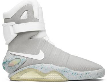 Nike Mag 'Back To The Future' — GOAT