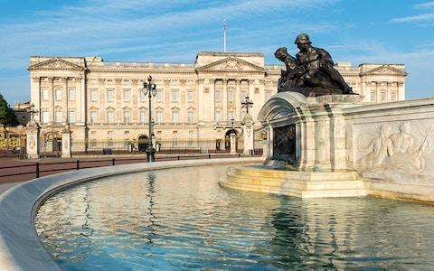 Buckingham Palace - Credit: CHRIS HEPBURN
