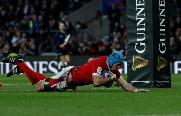 Late withdrawal: Wales' Justin Tipuric