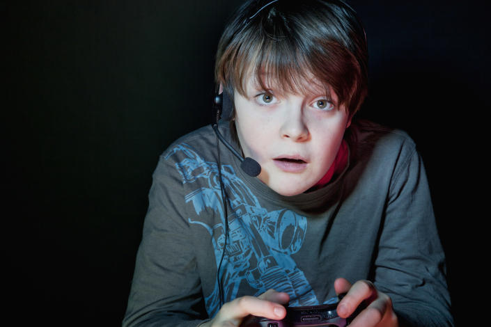 Your child may love video games. But how do you know if he or she is addicted? Photo: Getty Images.