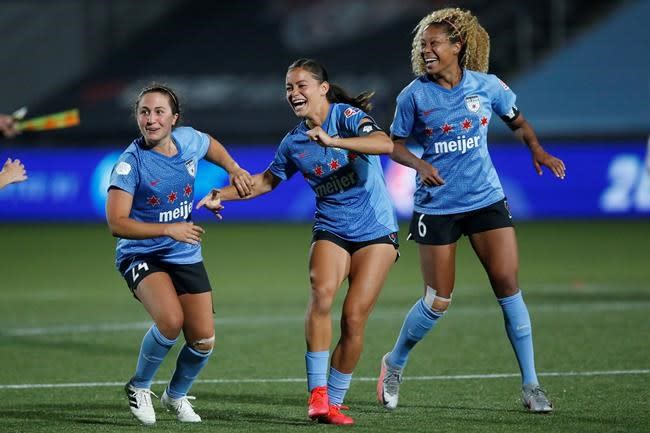 Red Stars' Gorden launches non-profit to help Black girls