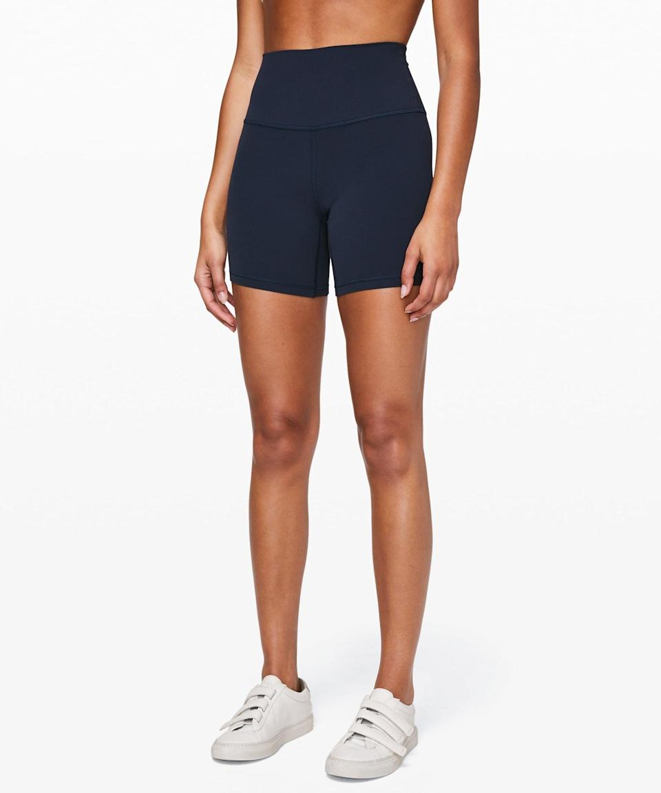 <p>The <span>Lululemon Align Shorts</span> ($58) are buttery soft and go with everything. We don't want to take ours off.</p>